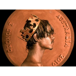 Bronze Boy (2008), photographic print on Kodak Endura Metallic Paper, 90 x 120cm